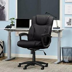 43672 bonded leather executive chair