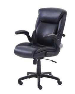 Serta AIR Lumbar Bonded Leather Manager Office Desk Chair Er