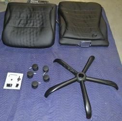 Boss Office Products B991-CP Heavy Duty Double Plush Leather