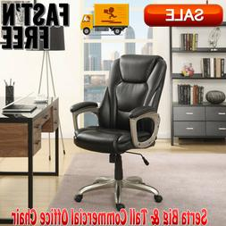 Serta Big & Tall Commercial Office Chair With Memory Foam, 5