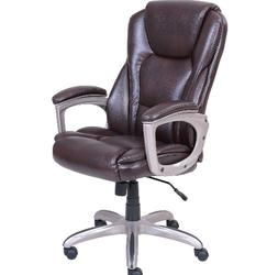 Serta Big and Tall Ergonomic Commercial Office Chair With Me