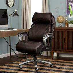 Serta Big And Tall Executive Office Chair With Air Technolog