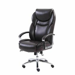 Serta Big & Tall Office Chair with Memory Foam, Adjustable,