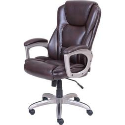 Deluxe Executive Big & Tall Commercial Office Chair, Padded