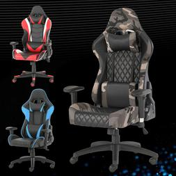 Computer Gaming Chair Ergonomic Office Chairs Executive Swiv