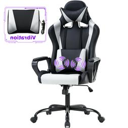 Gaming Chair Office Chair Racing Chair with Lumbar Support A