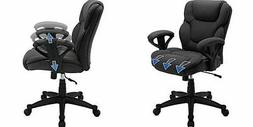 Serta Gray Mesh Fabric Big And Tall Manager CHAIR breatheabl