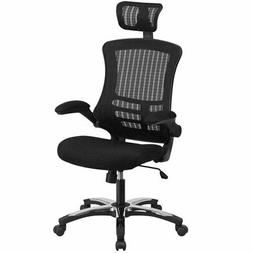 Flash Furniture High Back Executive Office Swivel Chair in B