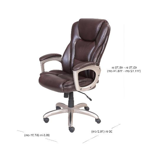 Serta Ergonomic Commercial Office With Memory