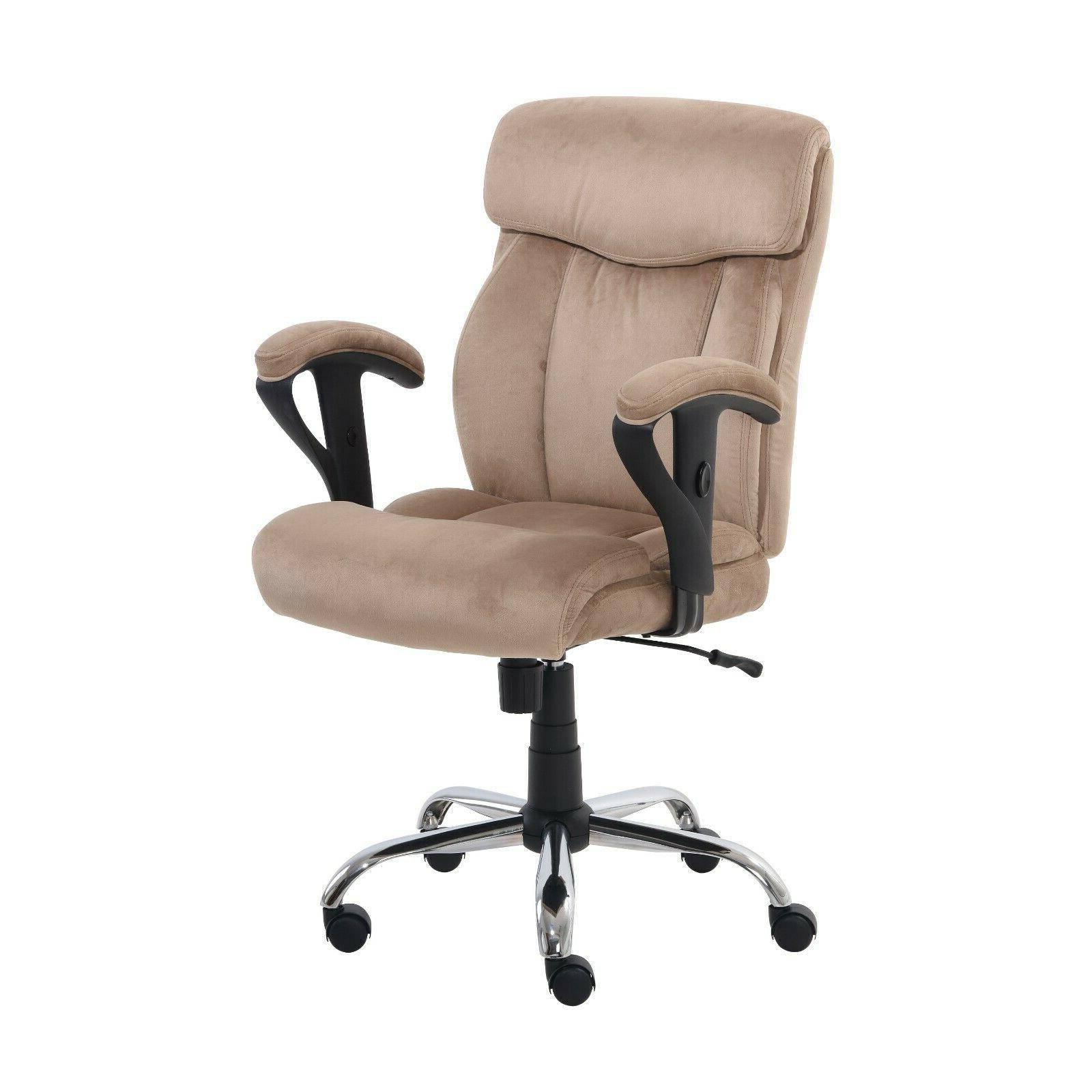 Serta Big & Tall Fabric Manager Office Desk Computer Chair 4