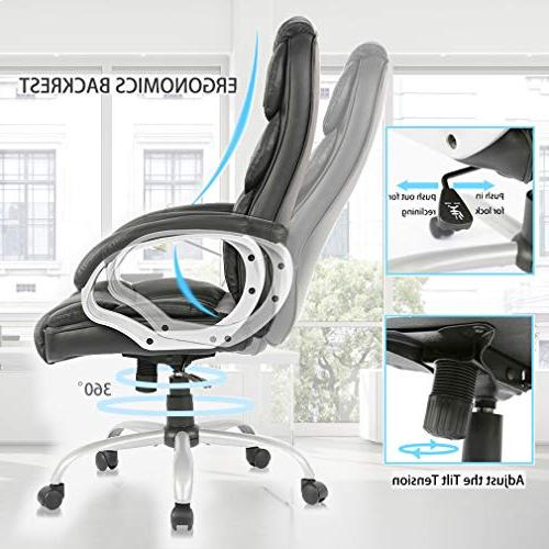 BestOffice Chair Desk Ergonomic Task Chair with Support in Home, 1,