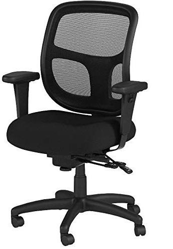 AmazonBasics Mesh Mid-Back Chair,