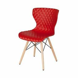 Flash Furniture LF-7-07-RED-GG Home & Office Chairs, Red