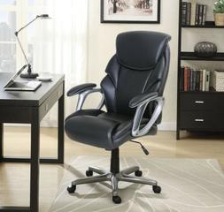 Serta Manager's Office Chair MEMORY FOAM Seat / Back Pain Re