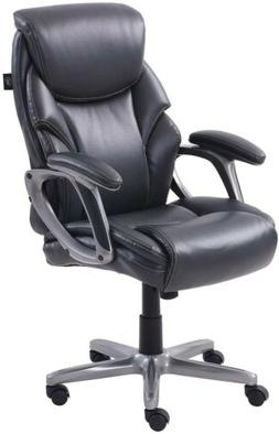 Serta Manager's Office Chair with Plush Memory Foam Cushioni
