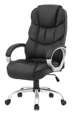 High Back Computer Leather Ergonomic Office Chair O10