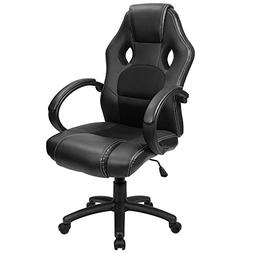Furmax Office Chair Desk Leather Gaming Chair, High Back Erg